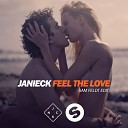 Janieck - Feel The Love (Sam Feldt Radio Edit)
