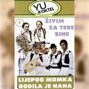 Milo Mirosavljevi feat Bo ko Markovi - Mjese ina divno sja