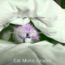 Cat Music Groove - Cheerful Backdrops for Cats