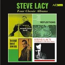 Four Classic Albums (Soprano Sax / Reflections - Plays Thelonious Monk / Straight Horn of Steve Lacy / Evidence) [Remastered]