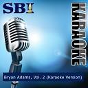 SBI Audio Karaoke - Please Forgive Me Karaoke Version