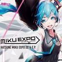 HATSUNE MIKU EXPO 2016 E.P.