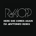 Royksopp - Here She Comes Again Dj Antonio and Valenti Violin Remix 2017