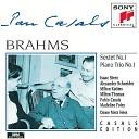 Brahms: String Sextet in B-Flat Major, Op. 18 & Piano Trio No. 1 in B Major, Op. 8
