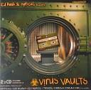 Ed Rush Optical - Pacman Ram Trilogy mix