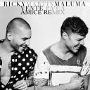 Ricky Martin Maluma Amice - Vente Pa Ca