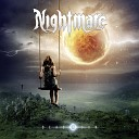 Nightmare - Red Marble Gold