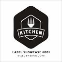 Kitchen Label Showcase #001