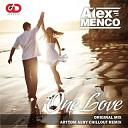 Alex Menco - One Love Original Mix