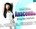 Nicki Minaj -  Anaconda (DJ Sergei Pulse & Archie Remix)  Çàêàçàòü Àðòèñòà +7 989-284-56-79