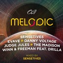Sensetive5 feat Ange - Say My Name