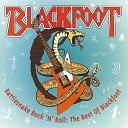 Blackfoot - Nobody Rides For Free