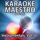 Tommy Melody - Feeling Good Karaoke Version Originally Performed By Muse