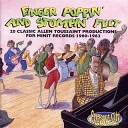 Finger Poppin' And Stompin' Feet: 20 Classic Allen Toussaint Pro...