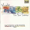 Jacques Loussier Trio - Winter Concerto No 4 In F Minor Largo