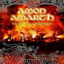 Amon Amarth - Where Silent Gods Stand Guard Fate Of Norns Release Show Ludwigsburg Rockfabrik 05 09 2004