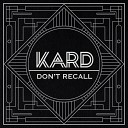 K.A.R.D Project Vol.2 `Don`t Recall`