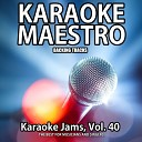 Tommy Melody - There s Only One Way to Rock Karaoke Version Originally Performed by Sammy Hagar
