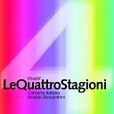 Concerto Italiano Rinaldo Alessandrini Francesca Vicari - The Four Seasons Violin Concerto No 4 in F Minor RV 297 Winter II Largo
