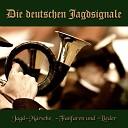 Hans Rastetter Jagdhornbl sercorps Lokstedt - Halali