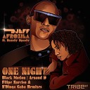 Djeff feat Sandy Spady - One Night Filipe Narciso Single 4 the Night Remix