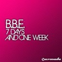BBE - Seven Days And One Week Tomcraft Remix