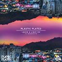 Dragonette Plastic Plates - Leave A Light On
