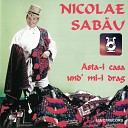 Nicolae Sab u - Puiculi a Mea Muiere