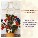 Band of the Royal Regiment of New Zealand Artillery - God Save the Queen Pt 2