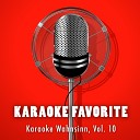 Tommy Melody - Look At Me Now Karaoke Version Originally Performed by Bryan White