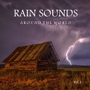 Background Noise From TraxLab Rain Masters From TraxLab - Rain and Thunder Sounds from a Quiet Place in Downtown Vancouver