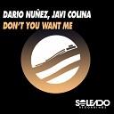 Dario Nu ez Javi Colina - Don t You Want Me
