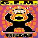 G E M - I Wanna Fly Radio Version
