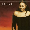 Jenny B - Se stasera sono qui Cover