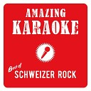 Amazing Karaoke - W Nuss Vo B mpliz Karaoke Version Originally Performed By Patent Ochsner
