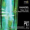 George Frideric Handel - Water Music Suite No 1 In F Major II Adagio e staccato