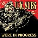 U K Subs - Stranglehold