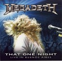 Megadeth - Skin Of My Teeth