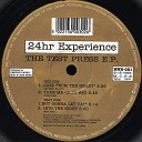 24Hour Experience - Jazz From The Heart Old Skool Re edit