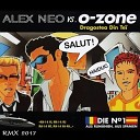 ДИСКОТЕЧНЫЕ ПЕСНИ - Alex Neo vs O Zone Dragostea Din Tei RMX 2017