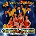 Los Explosivos De Colombia - La Vida Es Un Carnaval