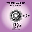 Verbeni Maurizio - Pump the Voice (Club Mix)