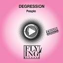 Degression - People Underground Mix