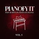 Musica De Piano Escuela - Titanium Piano Verison Made Famous By David Guetta and Sia