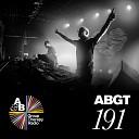 Steve Brian - Avocado ABGT191 Cabriolet Paris Remix