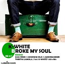 K-White & Tshepo - Broke My Soul (feat. Tshepo) (0208 Crew Main Vocal Mix)