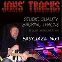 Jon Louisson - Fever Minus Guitar Instrumental Backing Track
