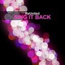 Sing - It Back