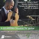Alberto Mesirca - Sonata n 2 3 allegro vivo e brillante
