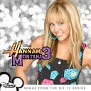 Hannah Montana - The Best Of Both Worlds (Instrumental)